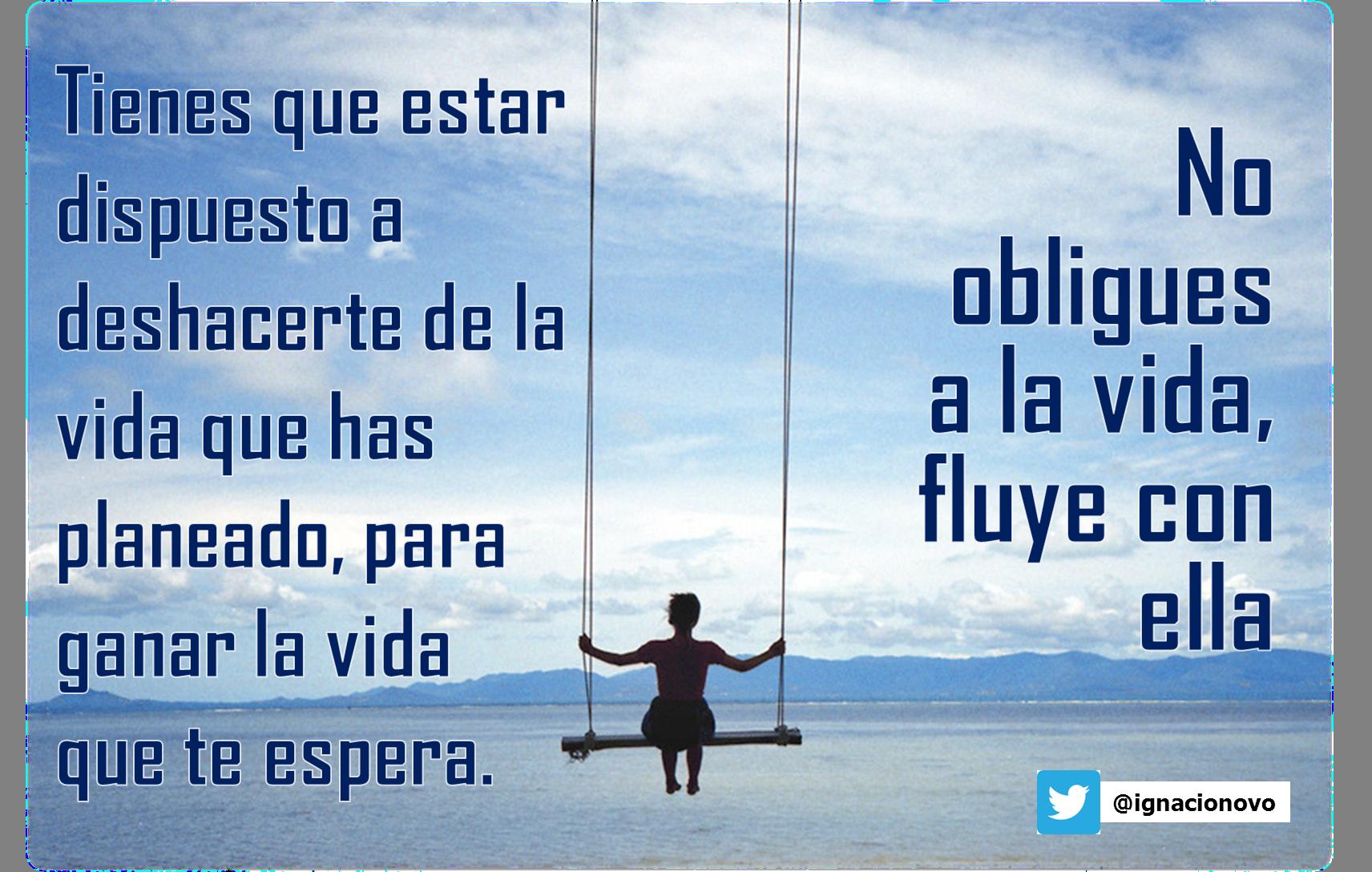#frases #fluir #vida