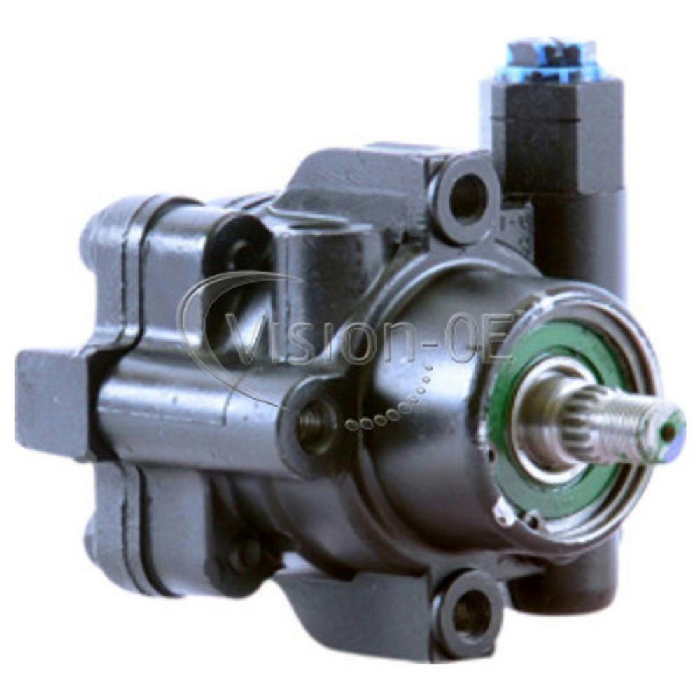 Vision Oe Reman Power Steering Pump 910 0103 The Home Depot Alternator Power Visions
