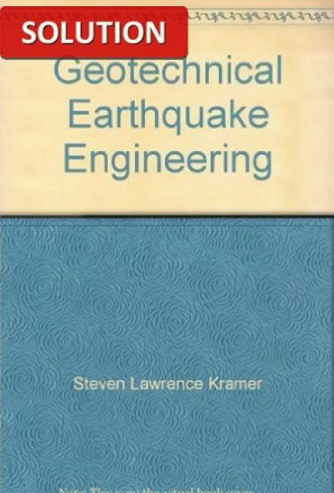 Pin On Geotechnical Earthquake Engineering Solution
