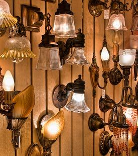 Antique Lighting