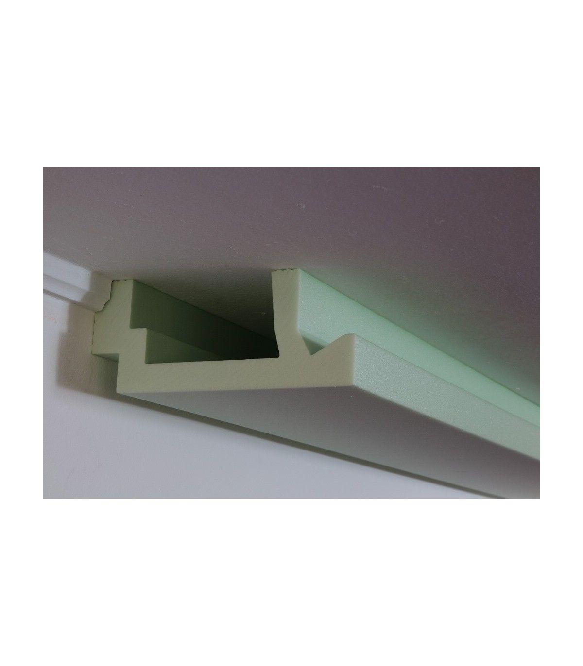 Led Stuckleisten Wdml 200a St Für Indirekte Beleuchtung Wand Und