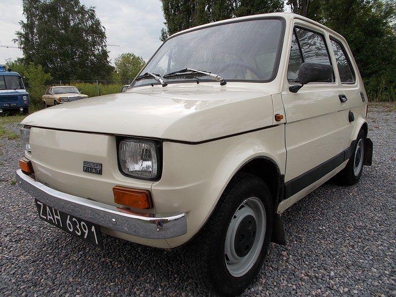 Fiat 126 Fiat 126 Fiat Cars