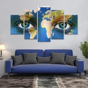 Image result for map eyes paintings