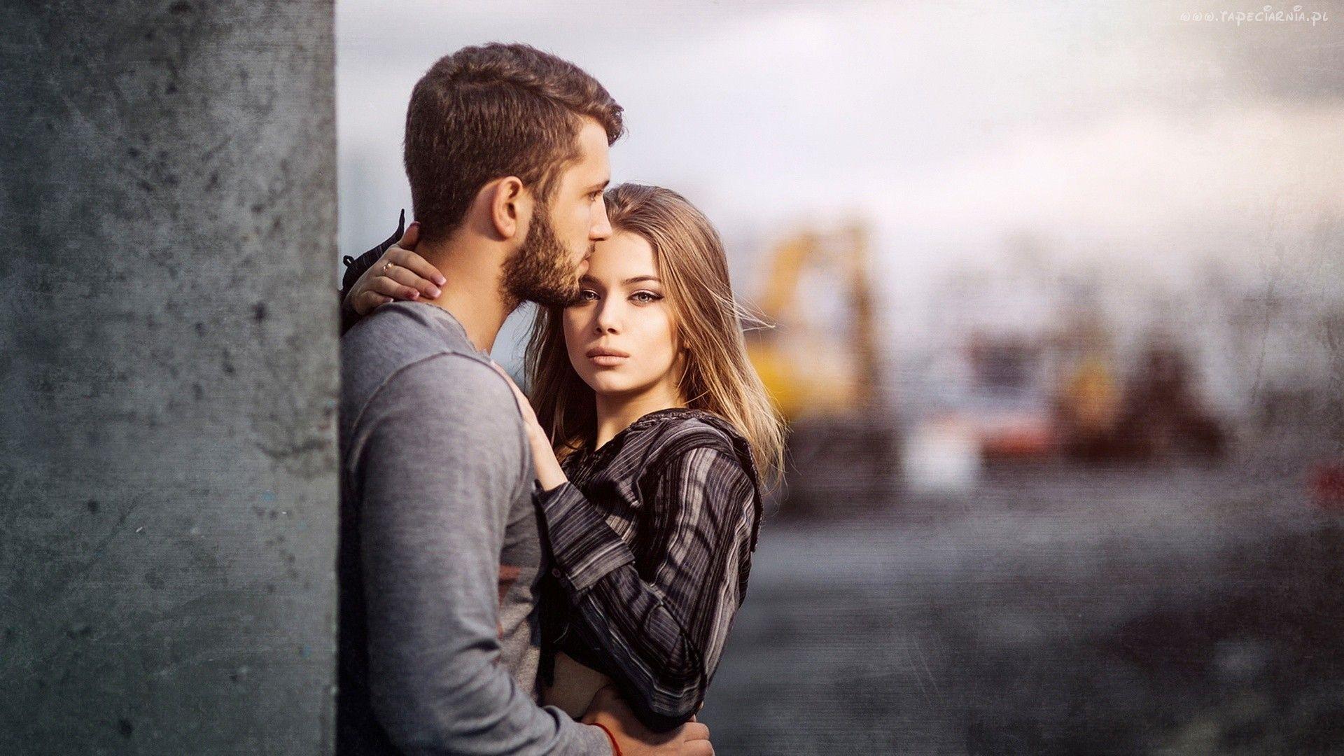 через объектив Красивые фотографии девушка и парень