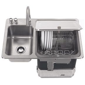 Image result for small top load counter dishwasher sink   Пол ...