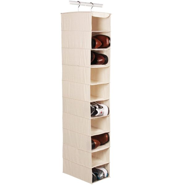 Why A Closet Shoe Organizer Is Important For You Large Hanging Closet Shoe Organizer Shoe Organization Closet Hanging Closet Organizer Closet Shelf Designs