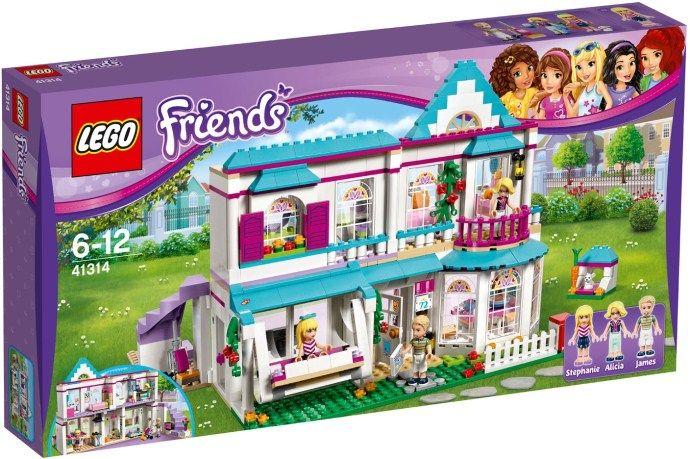 2017 41314 Stephanies House More Sydney Pinterest Lego