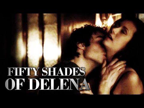 Fifty Shades Of Delena Damon Elena Crazy In Love Delena Fifty Shades Youtube Analytics