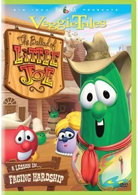 Veggietales The Ballad Of Little Joe Veg O Rama Jukebox Sing Along