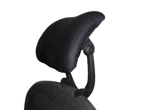 Best Herman Miller Aeron Headrest For Better Support Tackk Headrest Black And White Chair Shabby Chic Table And Chairs