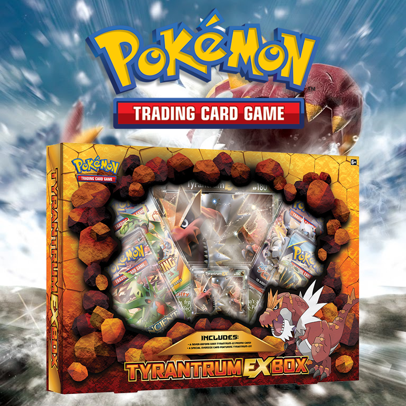 Attention Pokemon Trainers The New Ex Box Featuring Ex