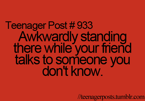 TEENAGER POST discovered by Johanne on We Heart It