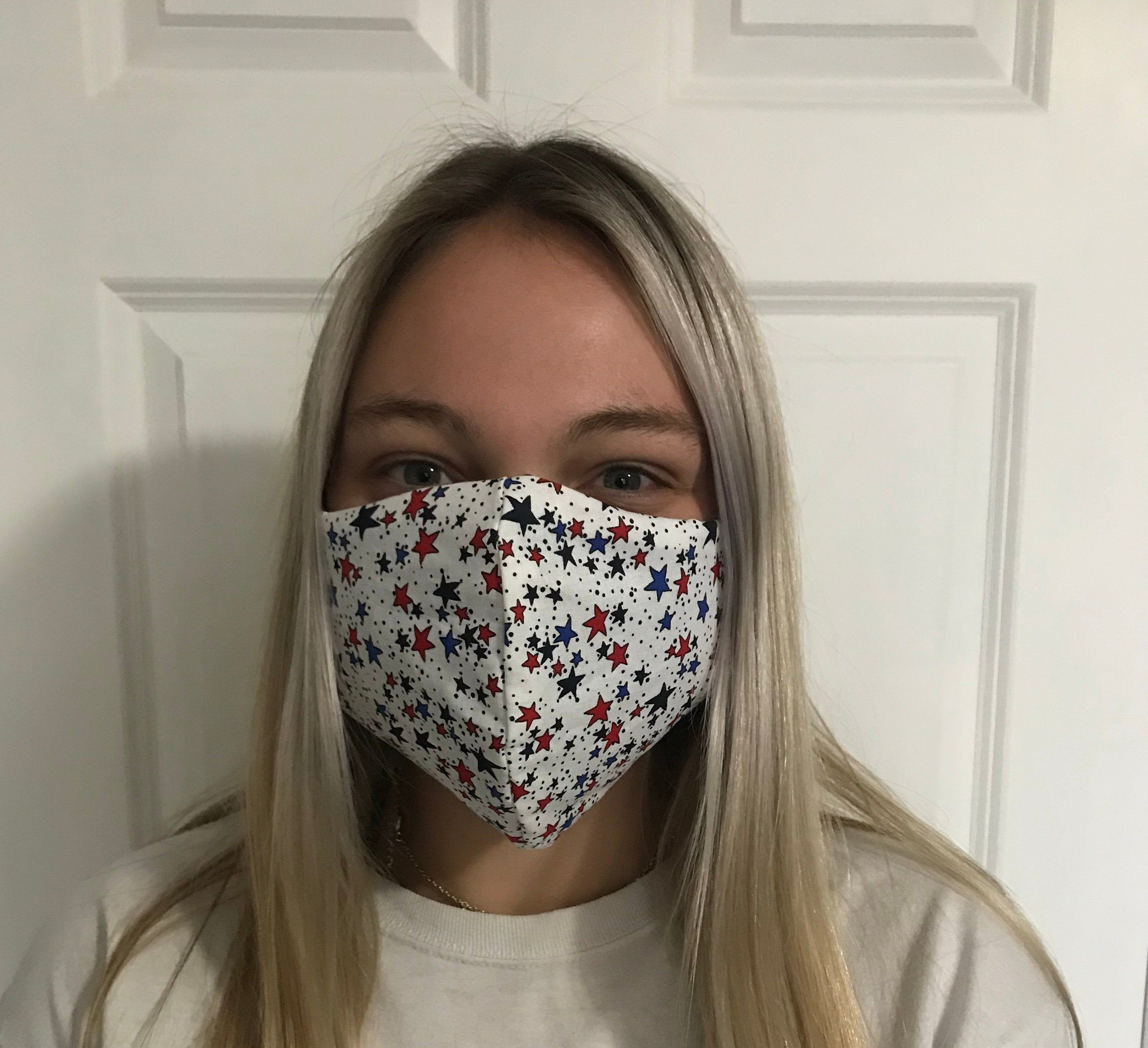 Photo of Soft Face Mask Womens Face Mask High Quality Face Mask | Etsy