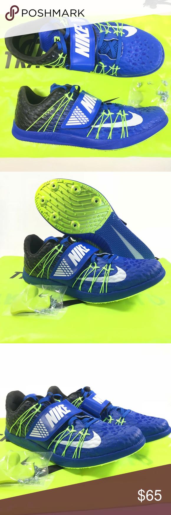 a779a14d0c4f Nike Zoom TJ Triple Jump Elite Track Spikes SZ 10 Item  Nike Zoom TJ Triple  Jump Elite Track Spikes Blue Black Volt SZ 10 ( 705394-413 ) Nike Shoes  Athletic ...