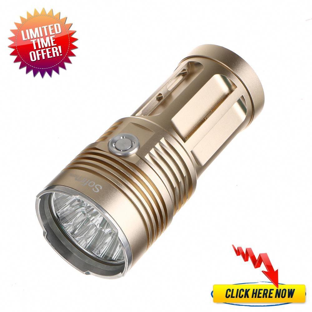 costco tactical flashlight 3