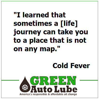Get To The Place That Is Not On The Map Quote Of The Week Quotes Oil Change