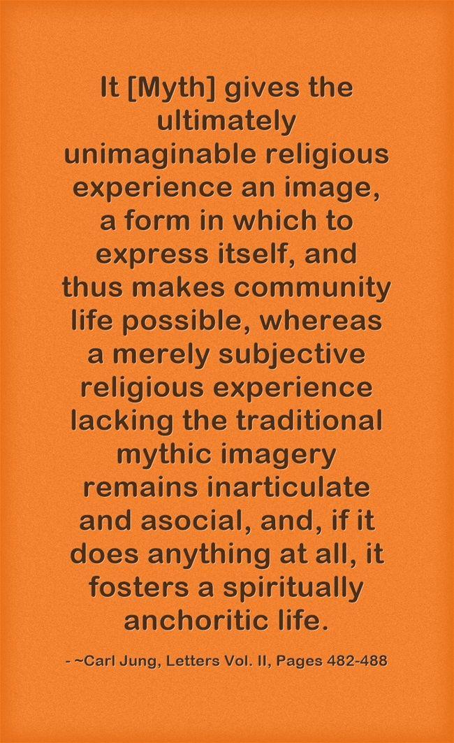 Carl Jung Depth Psychology: Some Carl Jung Quotations [V]