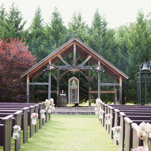 Proctor Farm Wedding Venue located in the North