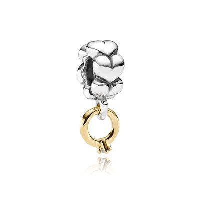 6ae104987 Start a Pandora wedding bracelet with the