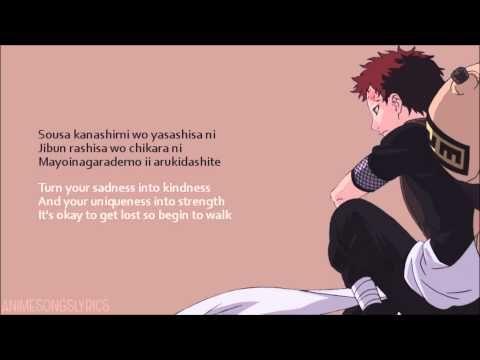 Full 6 Op 3 Kanashimi Wo Yasashisa Ni 6uuyy 6yyuyy6 English Yyuu Naruto Sony Music Entertainment Songs