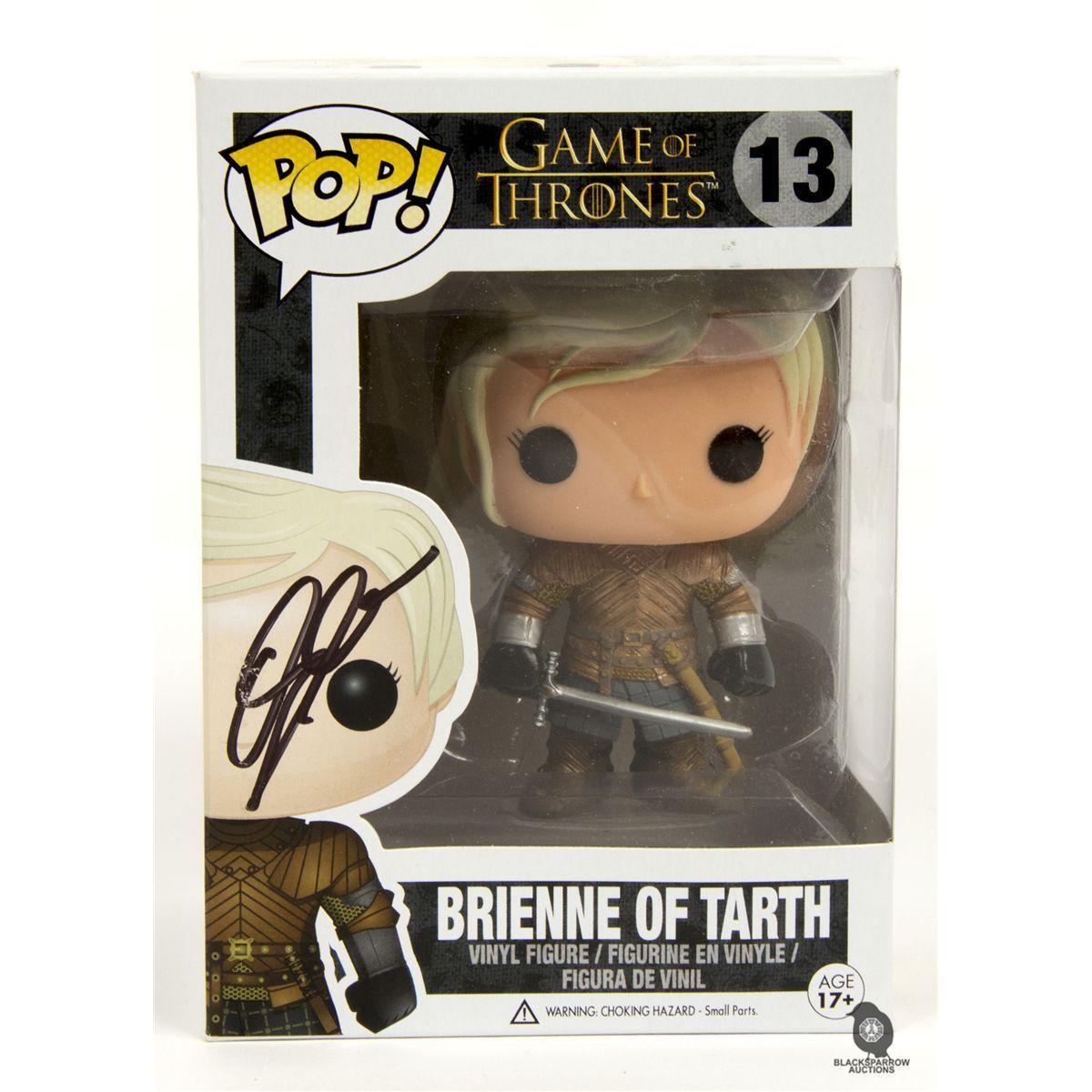 Game of Thrones Vinyl Figure NEW Funko Brienne of Tarth Pop