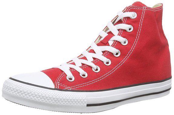 converse all star hi canvas sneaker unisex adulto