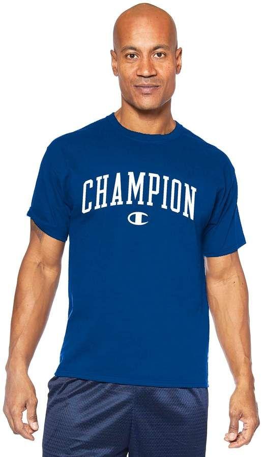 bc6765c1e Big & Tall Champion Logo Graphic Tee | Products | Champion logo ...