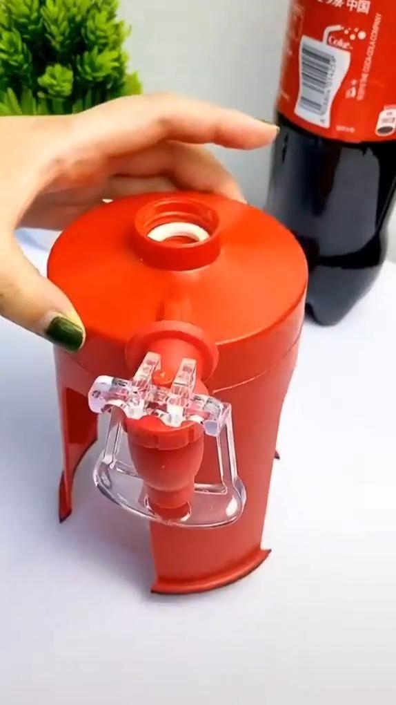 Magic Tap Drink Dispenser