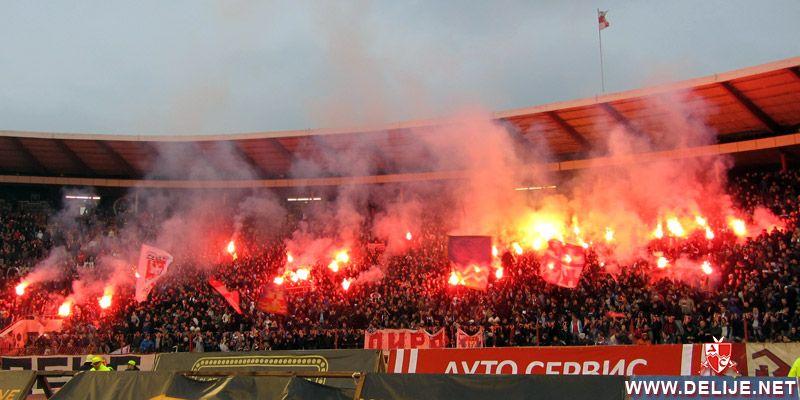 Zvezda - Hajduk Kula