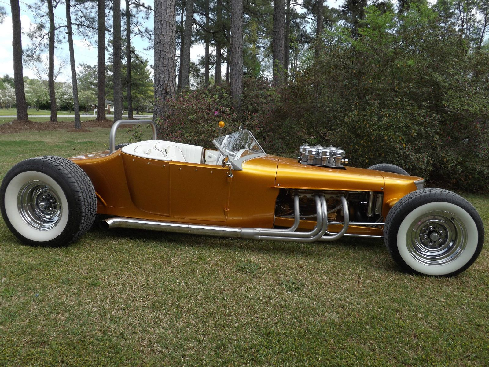 1927 Ford Model T Roadster Replica Special Construction Carbiid