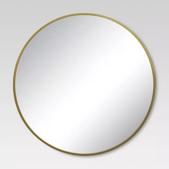 Circular Decorative Wall Mirror Project 62 Target In 2020