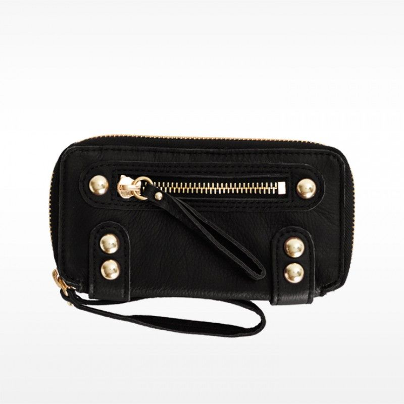 for amy (; Dylan Zip Wallet | Linea Pelle