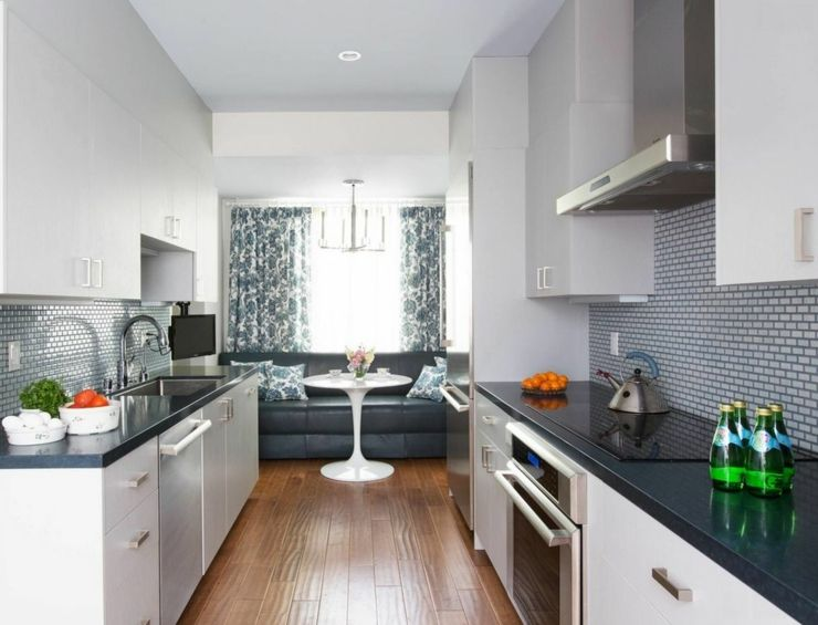 Aménagement Et Décoration Sympa Pour Ce Bel Appartement De Vieille