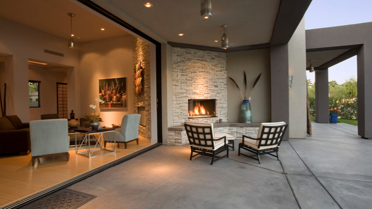 Compass Outdoor Design Modern Patio Patio Flooring Patio Design