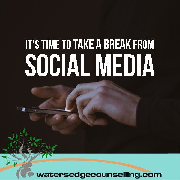 It S Time To Take A Break From Social Media Social Media Break Take A Break Quotes Anti Social Media