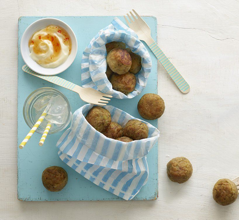 Veggie balls baby led weaning led weaning and annabel karmel recipes exclusive recipe from annabels baby led weaning recipe book these little forumfinder Gallery