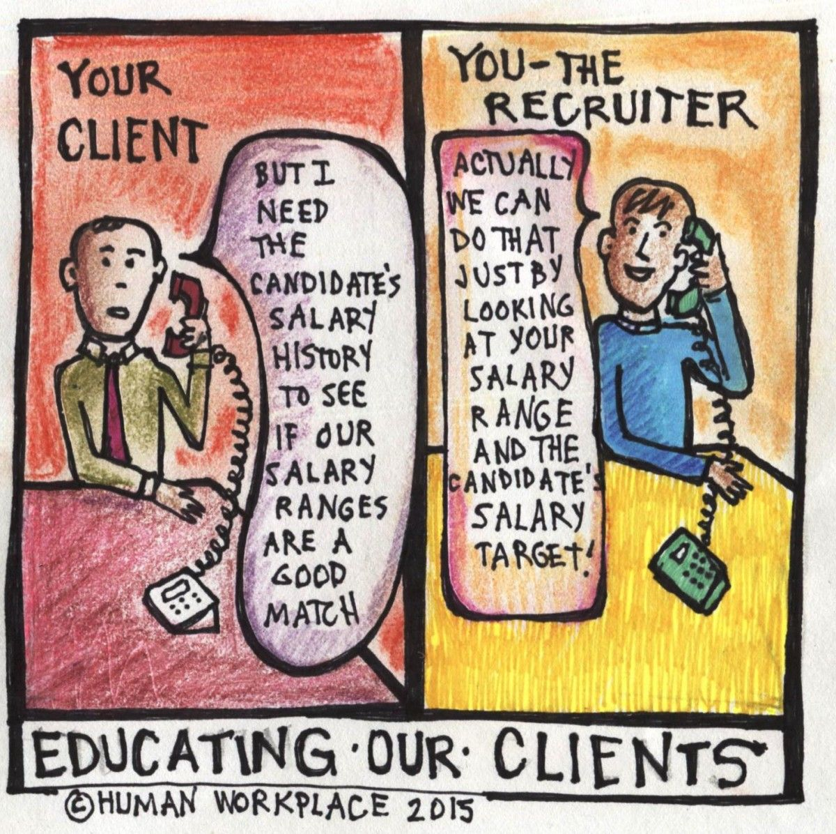 Three Lame Excuses Recruiters Give For Demanding Your Salary Details