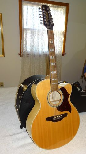 Takamine 12 String Acoustic Electric Guitar Eg523sc 12 If I Ever