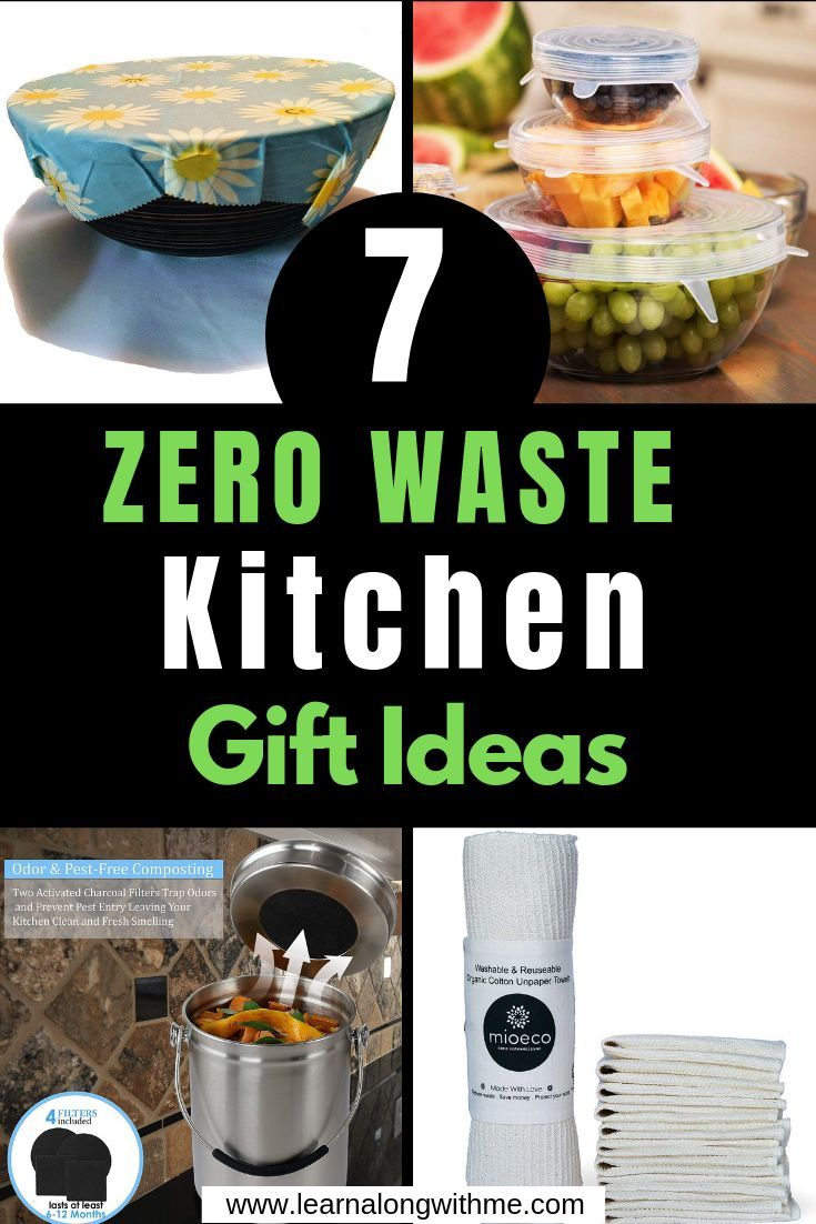7 of the coolest green zero waste kitchen gift ideas zero waste recycling information on kitchen organization zero waste id=31912