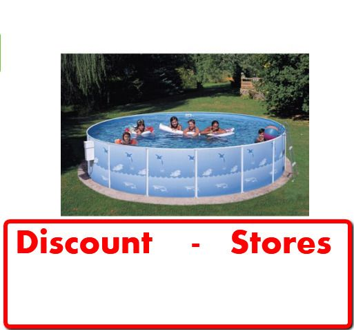 Swimming Pool Above Ground Summer Water Fun 12 X 36 Steel Wall Swimming Pool Swimmingpoolaboveground Summer Water Fun Swimming Pools Summer Water