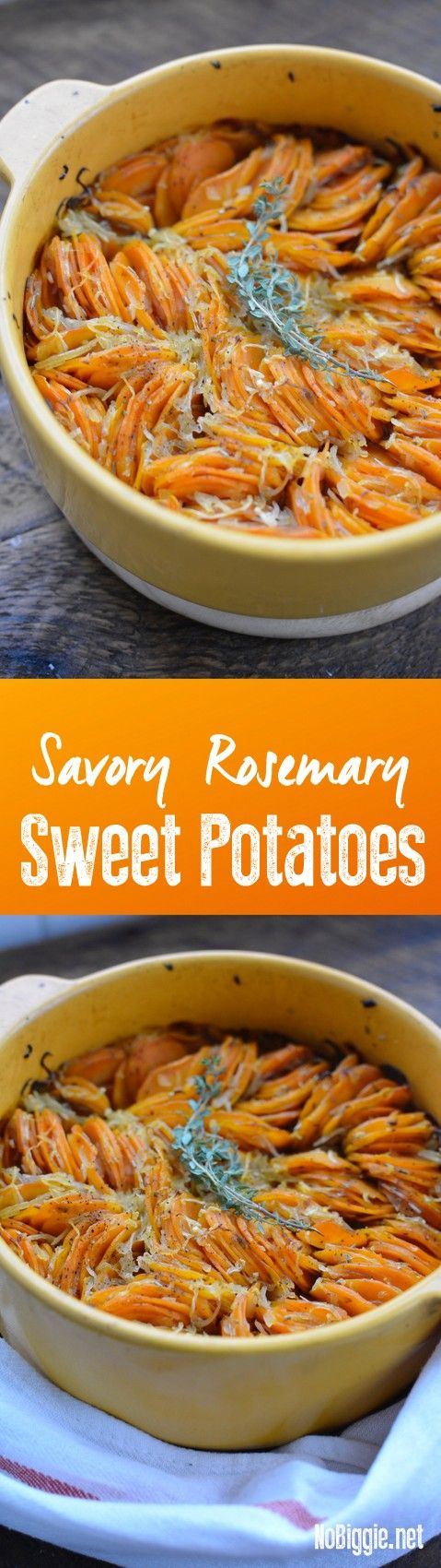 savory rosemary sweet potatoes   NoBiggie.net