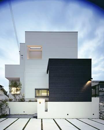 清美學 位於大阪香里園的 杉板の家 由建築師犬走覚子團隊設計