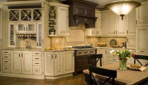 Provence kitchen bellmont home decor pinterest for Provence kitchen design