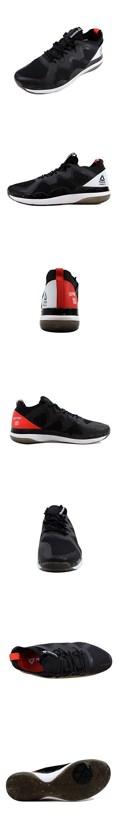 e78f4dcf1ba35 Reebok BS7278 Men's LES Mills Bodypump 100 Ultra 4.0 Shoe, Black ...