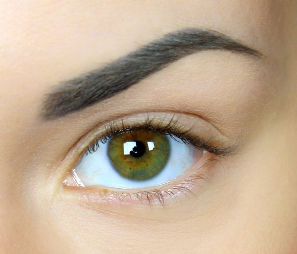 Beauty World Temporary Tattoo Eyebrows Easy To Use And Remove