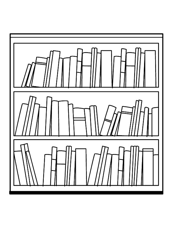 My Fathers Bookshelf Coloring Pages Best Place To Color Coloring Pages Clipart Black And White Clip Art