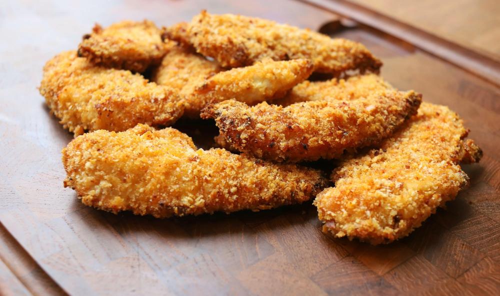 Omg Baked Chicken Tenders Recipe Baked Chicken Baked Chicken Tenders Chicken Tenders