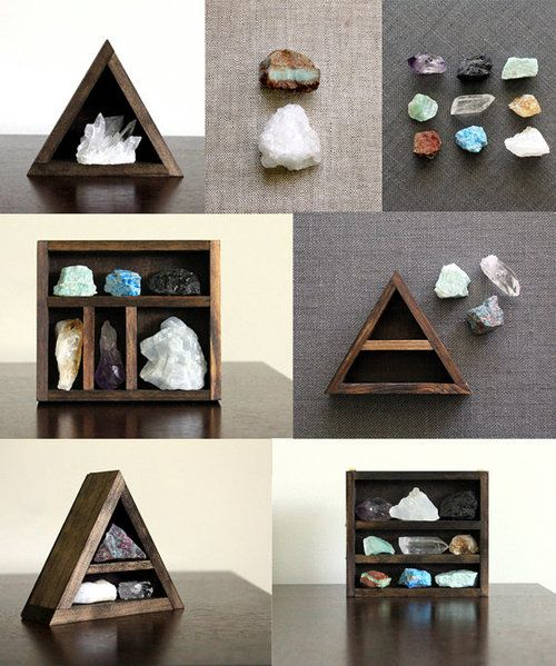Love these Miniature Curios collections by TheHauntedHollowTree