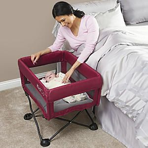 Portable Baby Crib That Can Attach To Bed