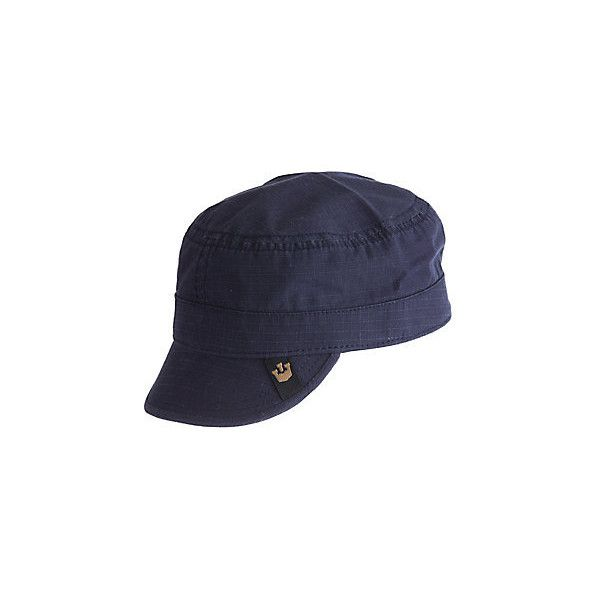 0517355b6a84d Goorin Bros. Private Cotton Cadet Cap ($29) ❤ liked on Polyvore featuring  accessories, hats, cotton cap, goorin hats, cotton hat, goorin and summer  caps